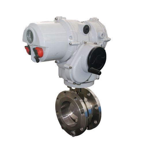 Motorized Butterfly Valve